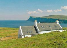 Blue Sea Cottage  Milovaig, Glendale, Isle of Skye,