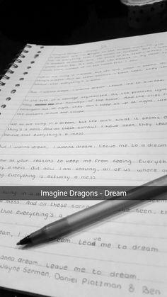 Imagine Dragons Dream, best band everrr