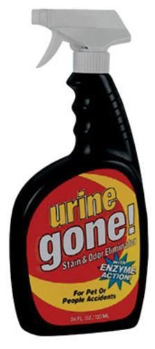 Urine Gone 20101 Stain And Odor Eliminator As Seen On TV, 24 Oz
