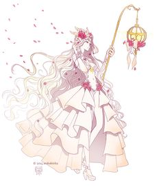 Eternelle 2 by anikakinka on DeviantArt Fantasy Character Design, Character Inspiration, Character Art, Anime Dress, Cartoon Sketches, Fashion Design Drawings, Amazing Drawings, Drawing Clothes, Anime Fantasy