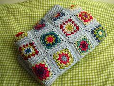 Finally Finished – Baby Granny Blanket « Little Tin Bird