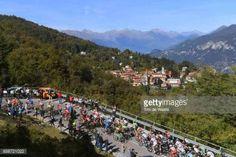 11-04 Cycling: 111th Il Lombardia 2017 Landscape /... #sormano: 11-04 Cycling: 111th Il Lombardia 2017 Landscape / Peloton…… #sormano