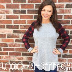 Shop now at: www.shoplogonstitch.com  Follow us on Instagram: logonstitch