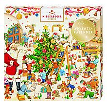 Buy Neideregger Marzipan Advent Calendar, 168g Online at johnlewis.com