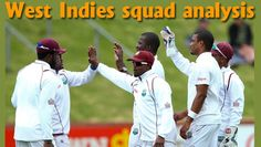 West Indies Test Squad for South Africa Tour 2014 -15