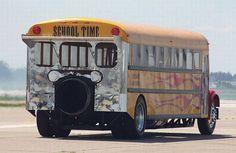 Jet bus   Jet Bus - World Fastest School Bus