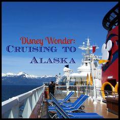 Disney Cruise Line to Alaska - What it is like cruising to Alaska with Disney | mybigfathappylife.com