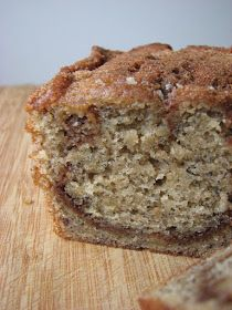 Heidi Bakes: Trisha Yearwood's banana bread  *I recently made this (with the cinnamon streusel layer) and we all LOVED it! Definitely my new banana bread recipe.