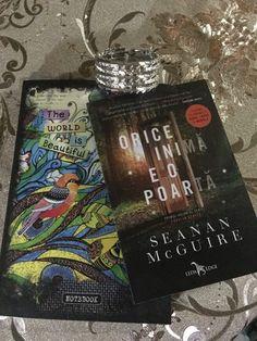 Orice inimă e o poartă de Seanan McGuire, Seria Copii în derivă, Editura Corint, Leda Edge - recenzie Narnia, Orice, Led, World, Books, Beautiful, Carnival, Character, Libros