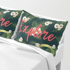 EXPLORE #society6 #decor #buyart Pillow Sham