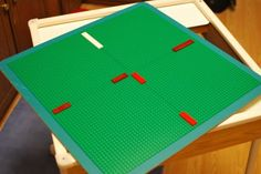 Repurpose the babee tenda table into a lego table Happy 7th Birthday, Lego Table, Child Loss, Poker Table, Baby Gear, Legos, Repurposed, Babe, Organization
