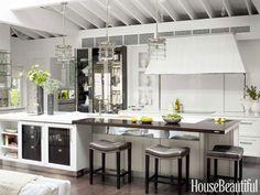 #Kitchen of the Month, October 2012. Design: Mick De Giulio. Kitchen Island