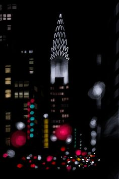 Lexington and 53rd Street, by Jorge Colombo - 20x200 (from $24)