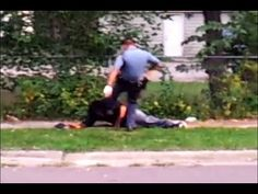 Police Brutality Caught On Camera | St. Paul, MN | August 28, 2012 - YouTube