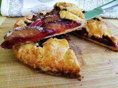 Galette cu prune - French Toast, Breakfast, Food, Morning Coffee, Essen, Meals, Yemek, Eten