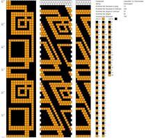 13 around tubular bead crochet rope pattern. Bead Crochet Patterns, Bead Crochet Rope, Seed Bead Patterns, Beading Patterns, Crochet Beaded Necklace, Beaded Crochet, Peyote Beading, Beaded Crafts, Bracelets