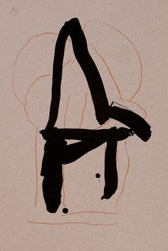 Robert Motherwell / Beau Geste IV, from the Beau Geste Suite, 1989