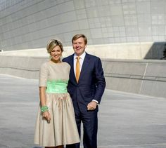 King Willem and Queen Maxima State visit Korea day 2