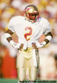 Deion Sanders - Florida State University