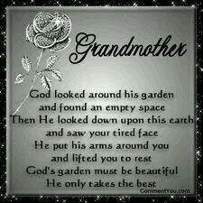 Online of Grandmother quotes & grandmother death quotes Birthday Wishes In Heaven, Happy Birthday, Brother Birthday, 70th Birthday, Birthday Parties, Tribute To Dad, Be My Hero, Sympathy Quotes, Sympathy Cards