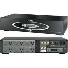 Picture of Apc 12outlet Htype Rackmountable Power Conditioner