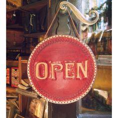 Open - close