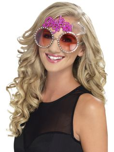 Planning a hen party? We have everything you need to give the bride to be a party to remember! From games to hen party sashes, get hen party essentials. Hen Party Accessories, Costume Accessories, Novelty Sunglasses, Bride To Be Sash, Bride Kit, Pink Plastic, Elegant Bride, Girls Night Out, Celebrity Weddings