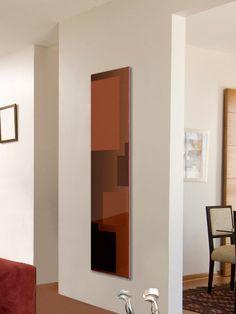 ART GALERY - Des designs en relief signés, pour un intérieur unique. Les coloris mats préserveront l'élégance d'un modèle aux allures remarquées dans un intérieur design - Epaisseur de 7 cm - Dimension 180x40 cm ou 200x50 cm - puissance de 800 W ou 1 200 W - à partir de 850 €
