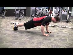 Fixing Bad Pushups - A Personal Trainers Guide - Personal Trainer Development Center
