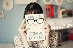 an abundance of katherines. Heard this was a great book! John Green is an AWSOME author! I haven't read it yet but I most certainly will!