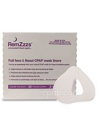 The RemZzzs CPAP Mask Liners provide a soft layer between the face and your full face CPAP mask cushion, preventing air leaks and skin irritation. Sleep Apnea Mask, Soft Layers, Facial Oil, Full Face, 30 Day, Moisturizer, Geek Stuff, Make It Yourself, Health Care