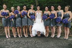 Kaitlin Kinney Aiello and Shaun Robert McCusker - Pittsburgh Magazine Real Weddings 2013