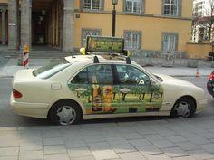 taxi de munich