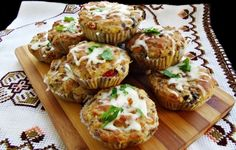 Muffin, Food And Drink, Appetizers, Breakfast, Cupcakes, Bebe, Salads, Morning Coffee, Cupcake