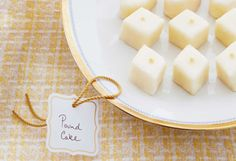 diamonds & pearls petit fours recipe using store bought pound cake