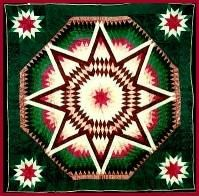 Star quilts are a Sioux tradition, and this Standing Rock Lakota family has been making gorgeous ones for 70 years.