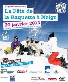 Risoul / Névache - Fête de la Raquette à neige - 20 janvier 2013