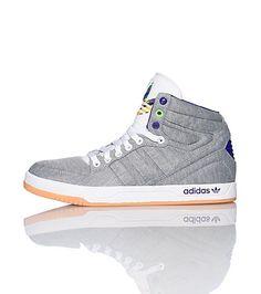 09495cc1567 adidas WOMENS COURT ATTITUDE SNEAKER Grey