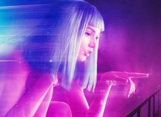 Who Plays Joi in Blade Runner 2049? | POPSUGAR Entertainment