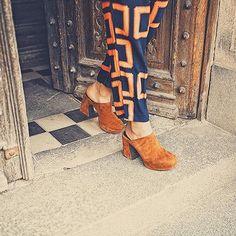 Shoes from 60s to 2016 #FNPLATFORM @vagabondshoes  #shoesfirst #summer16 #mules #vagabond