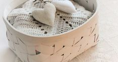 Virkattu peitto Tissue Holders, Facial Tissue
