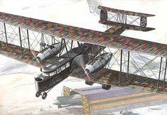 ww1 bombers - Pesquisa Google