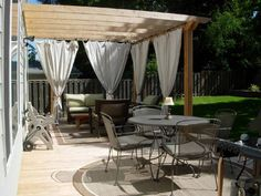 northwest backyard landscape ideas | pergolas five backyard transforming uses pergolas five backyard ...