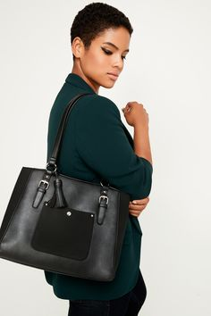 There's a style for everyone, so shop online or in store at Bentley to find the one Satchel Handbags, Fashion Lookbook, Autumn Fashion, Wallet, Shopping, Style, Fall, La Mode, Pocket Wallet