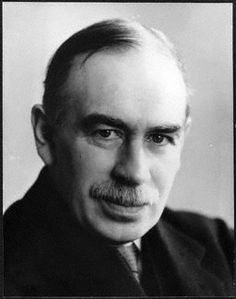 John Maynard Keynes, Baron Keynes, by Ramsey & Muspratt, 1937 - NPG - © Peter Lofts Photography / National Portrait Gallery, London