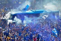 Torcida do Cruzeiro - Campeonato Brasileiro 2013 Cruzeiro e Grêmio no mineirão
