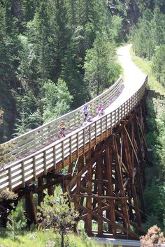 mickelson trail - Rails to Trails in the Black Hills