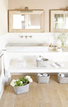 Rustic Bathrooms, House Goals, Ideas Para, Building A House, Bathtub, House Design, Furniture, Home Decor, Style