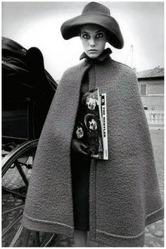 Fashion: Eleven Vintage Style Icons  Jane Birkin, 1966
