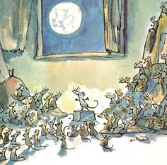 The Mouse trouble by Quentin Blake